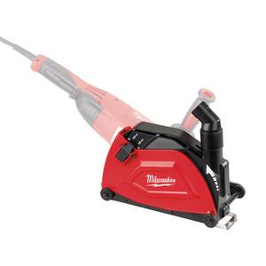 Milwaukee Dust Extraction Cutting Shroud DEC230 - 4932459341