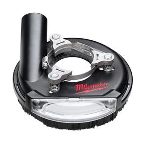 "Milwaukee 4""-5"" Universal Surface Grinding Dust Shroud - 49406100"
