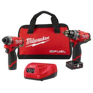 Milwaukee M12 FUEL™ Power Pack 2A - M12FPP2A-421B