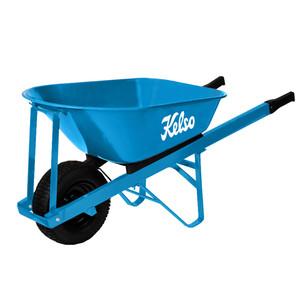 Keslo 100L Steel Tray Wheelbarrow - KBTMS100-6.5