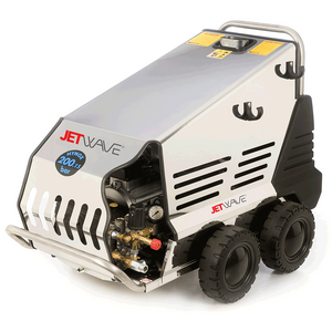 Jetwave Hynox 200-21 3000PSI 21L/min 3-Phase Hot Water High Pressure Cleaner - 10251C