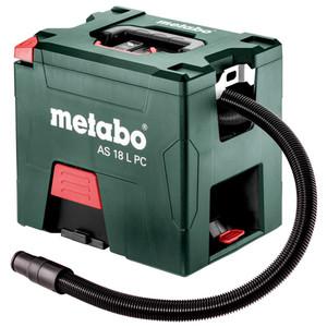 Metabo 18V Cordless Vacuum Cleaner 'Skin' - AS18LPC