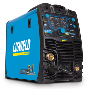 Cigweld Transmig 185 ULTRA 3 in 1 MIG, Stick & Tig Inverter Welder - W1006185