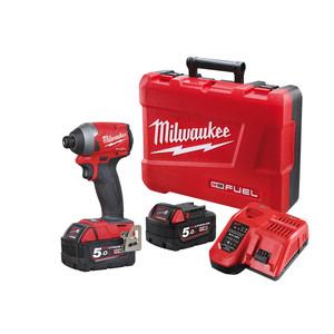 """Milwaukee M18 FUEL™ 1/4"""" Impact Driver Kit  - M18FID2-502C"""