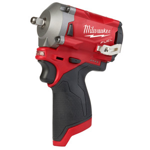 """Milwaukee M12 FUEL™ 3/8"""" Stubby Impact Wrench  (Tool Only) - M12FIW38-0"""