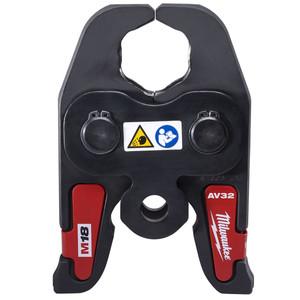 """Milwaukee M18 1 1/4"""" Press Tool Head (AV32) - M18HPT-AV32"""