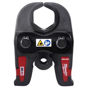 """Milwaukee M18 1 1/2"""" Press Tool Head (AV40) - M18HPT-AV40"""