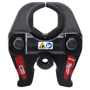 """Milwaukee M18 2"""" Press Tool Head (AV50) - M18HPT-AV50"""