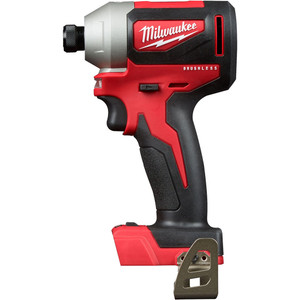 """Milwaukee M18™ Brushless 1/4"""" Hex Impact Driver (Tool Only) - M18BLID2-0"""
