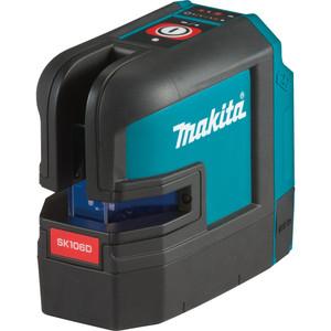 Makita 12V Max Red 4-point Cross Line Laser - SK106DZ