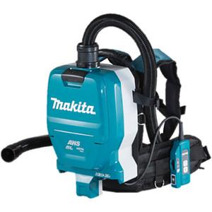Makita 18Vx2 Brushless AWS Backpack Vacuum - DVC265ZXU