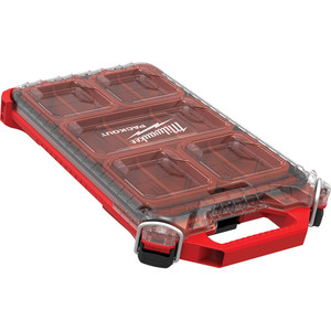 Milwaukee PACKOUT™ Low-Profile Compact Organiser - 48228436