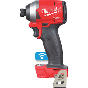 """Milwaukee M18 FUEL™ ONE-KEY™ 1/4"""" Impact Driver (Tool Only) - M18ONEID2-0"""