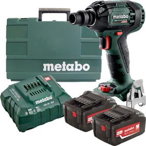 """Metabo 18V Brushless 1/2"""" Impact Wrench Maximum Torque 300Nm - SSW18LTX300BL4.0K"""