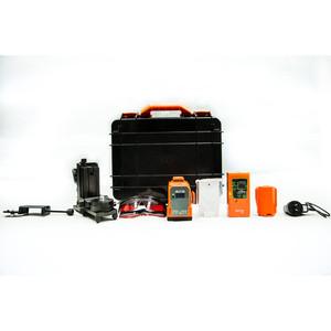 aLine 3D Red Multiline Laser Kit inc Outdoor Receiver - AL-3DR