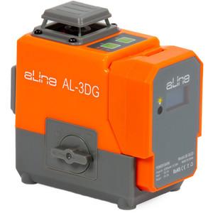 aLine 3D Green Multiline Laser Include Outdoor Receiver - AL-3DG