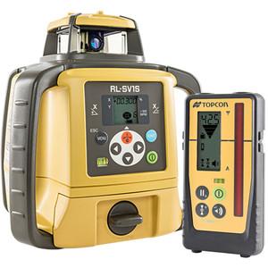 Topcon RL-SV1S Rechargeable Inc. LS-100D Laser Receiver - 313990776