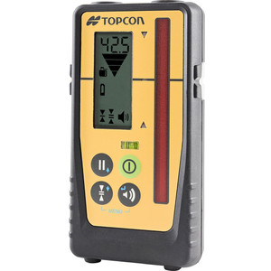Topcon LS-100D Laser Receiver (With Clamp and Batteries) - 1026030-01