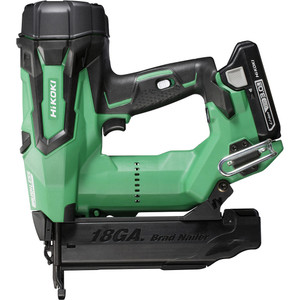 Hikoki 18V Brushless 50mm C1 Brad Nailer - Skin - NT1850DBSL(H4Z)