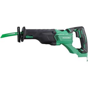 Hikoki 18V Brushless Reciprocating Saw - Skin - CR18DBL(H4Z)
