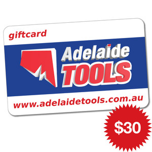 Adelaide Tools Gift Card - $30