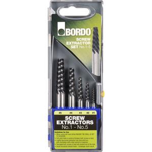Bordo Screw Extractor Set - 9900-SM1