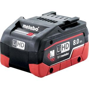 Metabo 18V 8.0Ah LiHD Battery - 625369000