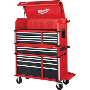 "Milwaukee 46"" Steel Storage High Capacity Combo - 48228545"