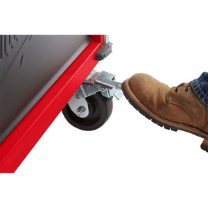 "Milwaukee 40"" Mobile Work Bench Steel Top - 48228538"