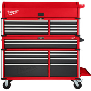 "Milwaukee 56"" Steel Storage High Capacity Combo - 48228559"