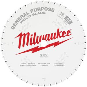 "Milwaukee 12"" 305mm 44T GENERAL PURPOSE Blade - 48408220"