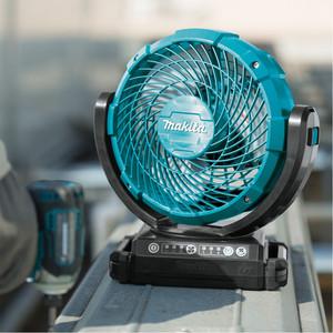 Makita 18V 180mm Jobsite Fan with swing neck (Tool Only)  - DCF102Z