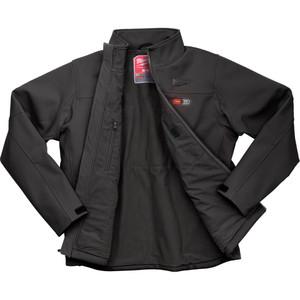 Milwaukee M12 Heated Jacket Black XXL - M12HJBLACK9-0XXL