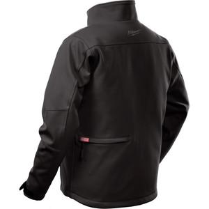 Milwaukee M12 Heated Jacket Black M - M12HJBLACK9-0M