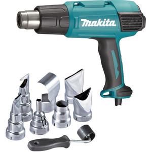Makita 50-650°C Variable Heat Gun Kit - 5 Stage Air Volume settings, 14 Preset mode settings - HG6531CKIT