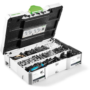 Festool Domino 500 Connector Range in Systainer - 203170