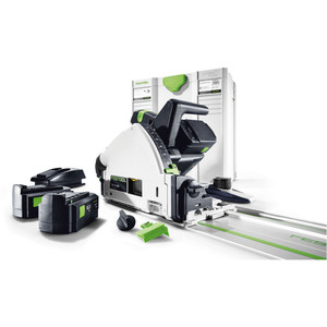 Festool TSC 55 160 mm Cordless Plunge Cut Saw Plus Li FS - 575464