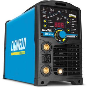 Cigweld WeldSkill 205 AC/DC HF TIG Inverter - W1008205