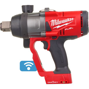 """Milwaukee M18 FUEL® 1"""" High Torque Impact Wrench with ONE-KEY™ (Tool Only) - M18ONEFHIWF1-0"""