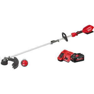 Milwaukee M18 FUEL™ Outdoor Power Head with Line Trimmer Attachment 6.0Ah Kit - M18FOPHLTKIT-601