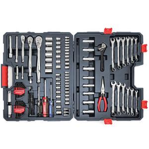 Crescent 148pce 1/4, 3/8, 1/2 Drive General Purpose Tools Set - CTK148MPN