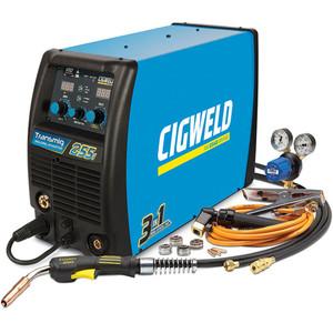 Cigweld Transmig 255i Plant MIG, TIG, STICK, 240V/15A - W1005255