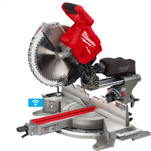 Milwaukee M18 FUEL™ 305mm Dual Bevel Sliding Compound Mitre Saw with ONE-KEY™ (Tool Only) - M18FMS305-0