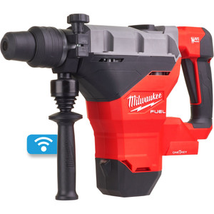 Milwaukee M18 FUEL™ 44mm SDS Max Rotary Hammer with ONE-KEY™ (Tool Only) - M18FHM-0