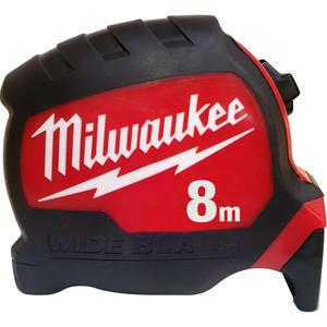 Milwaukee STUD Wide Blade Tape Measure 8M - 48220208