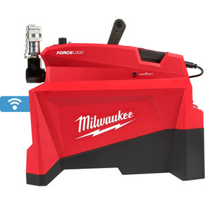 Milwaukee M18™ FORCE LOGIC™ 10,000psi Hydraulic Pump with Remote (Tool Only) - M18HUP700R-0