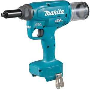 Makita 18V Brushless 6.4mm Riveter 'Skin' - DRV250Z