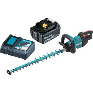 Makita 18V Brushless 600mm Hedge Trimmer Kit - DUH602RT