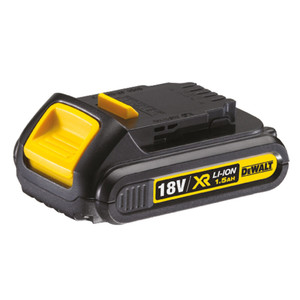 DeWalt 18V 1.5Ah XR Li-Ion Battery - DCB181-XE
