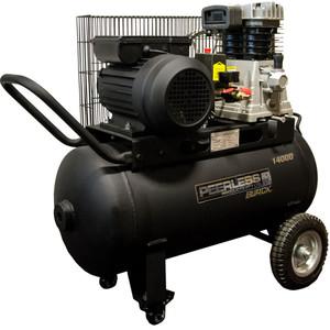 Peerless Black 14000 2.5HP Belt Drive 220LPM Air Compressor 50L Tank - PB14000